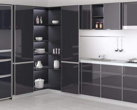 enkel scharnier voor zwenkdeurbeslag swingfront 24 fb voor houten deuren in de h fele belgi. Black Bedroom Furniture Sets. Home Design Ideas