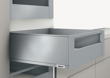 Lade, Blum Legrabox pure, systeemhoogte M, ladehoogte 83 mm